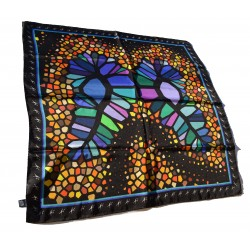 Foulard Butterfly 90x90 colors
